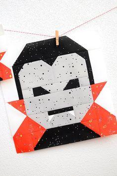 Diy Quilting Patterns, Halloween Quilt Patterns, Mug Rug Patterns, Halloween Quilts, Paper Piecing Patterns, Quilt Block Patterns, Quilting Projects, Quilting Designs, Quilt Blocks