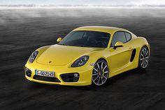 Nouveau Porsche Cayman : plus loin, plus vite, plus fort