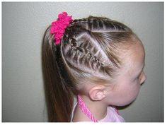 peinados de trenzas para niña paso a paso