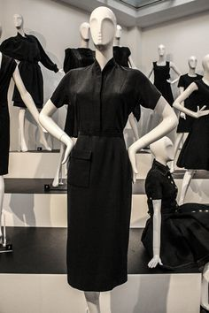 5b6bba52047c9 Coco Chanel Black Dress Chanel Little Black Dress