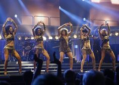 94e9727801 What s Age Got To Do With It  Tina Turner makes spectacular comeback at 70  (and the dress is short as ever)