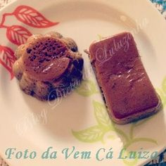 Dieta Dukan - Dieta da Luluzinha: BOLO DE CAFÉ  E  SORVETE DE BAUNILHA