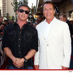 Sylvester Stallone vs. Arnold Schwarzenegger: Who'd You Rather?