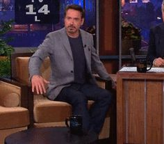 Robert victory dance (?) OMG THEN I DO THE RDJ VICTORY DANCE TOO!!!