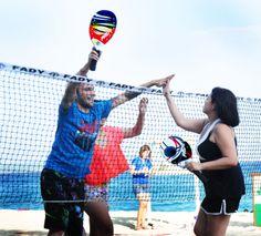 Clap Clap! Beach Tennis! #philippinebeachtennis #beachtennisphilippines #PHBeachTennis #itsmorefuninthephilippines #tobys #philippines #beaches #beachsport #fun #sand #summer #sun #sports #CDLbeachtennis #fady #beachtennis #olympicbeachtennis