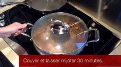 Recette Tupperware facile de Bœuf stracotto