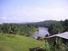 Cayapas river - San Miguel Ecuador. Community tourism #ecuador #allyouneedisecuador #communities