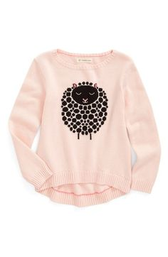 Tucker + Tate Intarsia Knit Sweater (Toddler Girls, Little Girls & Big Girls) available at #Nordstrom