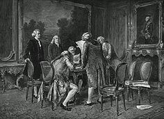 American Revolution- Hôtel de York