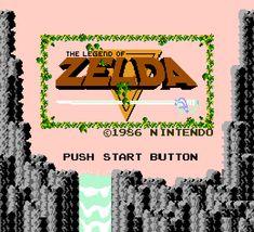 Ecrans d'accueil de vieux jeux vidéos vieux jeu video ecran acceuil 01 geek bonus