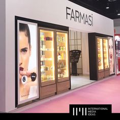 Beauty World 2017 starts today at @dwtc_uae as the name suggests it is a beautiful event indeed! Make sure you pass by and visit our client @farmasi who came all the way from Turkey 🇹🇷only to bring the highest quality and verity of beauty products.💅🏻💁🏼💇🏼💆🏼 #BeautyWorld2017 #InternationalMediaIdeas #makingyoushine #exhibition #exhibitionstands #exhibitionsdubai #standdesign #design #creativity #creativeagency #creativeservices #marketing #dwtc