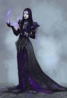 Moon sorcerer
