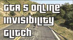 """GTA 5 Online Invisible Car & Player Glitch Off the Radar """"Invisibility"""" ..."""
