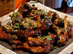 Described as the BEST ribs ever! Oola's Crispy Deep-Fried Ribs Recipe! Can't wait to try these! #ribs #recipe