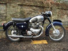 1957 AJS Model 30AJS Model 30 600cc.