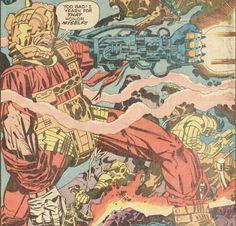 New Gods !!!  Jack Kirby