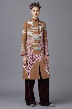 Valentino Pre-Fall 2016 Japanese-Inspired Collection