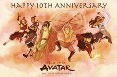 AVATAR 1Oth Anniversary