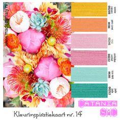 Kleurinspiratie week 13 t/m | madebymaly