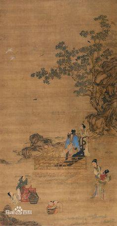 Jiāo Bǐngzhēn(焦秉貞)