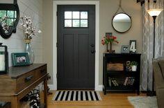 Optimized Entryway In Living Room House Tweaking These