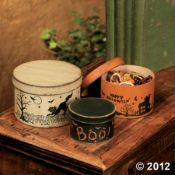 Halloween Stacking Boxes #OrientalTrading #HalloweenWishList
