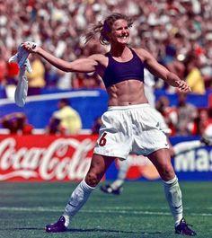 1999 Kadınlar Dünya Kupası'nda ABD'nin zafer anı... www.sporradyosu.com
