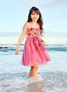2241a6714 Goddess Tutu Dress - Rosebud – The Girls @ Los Altos Dresses For Tweens,  Girls