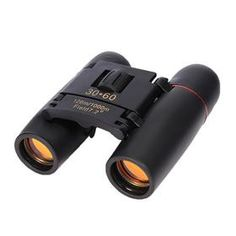HD Day Night Vision Mini Folding Binoculars 30X60