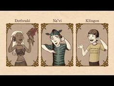 Are Elvish, Klingon, Dothraki and Na'vi real languages? - John McWhorter | TED-Ed