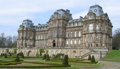 As part of an extensive renovation, the Bowes Museum doubled its storage space and improved conditions for its paintings and books by adding modern storage facilities by Bruynzeel Storage Systems. Durham England, North East England, Barnard Castle, Beautiful Architecture, Barcelona Cathedral, Places To Visit, Mansions, Museums, Storage Facilities
