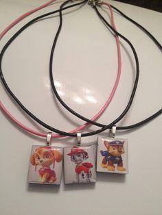 Paw+Patrol+Necklace+by+ItsAGirlThingDesignz+on+Etsy,+$4.95