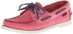 $34.95 Sebago Women's Docksides Boat Shoe - lightweight and convenient with different sizes and colors.