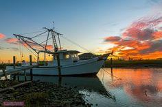 October 28, 2014. Sunset. - Blog - celebrategalveston.com