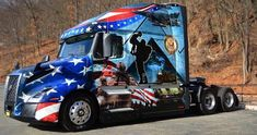 Volvo Trucks North America (@VolvoTrucksNA) on Twitter Show Trucks, Big Rig Trucks, Kenworth Trucks, Volvo Trucks, Custom Big Rigs, Custom Trucks, Big Girl Toys, Big Tractors, Truck Art