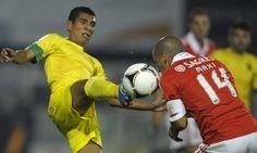 Paolo Hurtado es elegido como el mejor jugador de la fecha de Portugal.