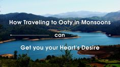 Cut down the prices on cottage stays, resort packages and more during monsoon in ooty.. Also enjoy the mesmerising beauty of Ooty during monsoon.