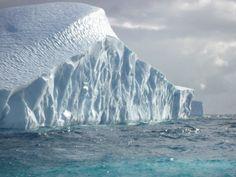 Ice Formations - Antarctica » Antarctica » South Shetland Islands - travelblog.com