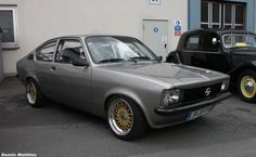 Kadett C Coupe by The-Car-Gallery on DeviantArt