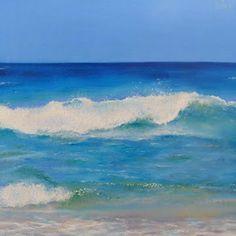 """by Oriana Kacicek """"Waves"""""""