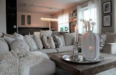 Love all this decor ♡