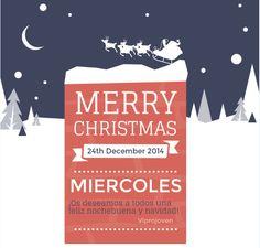 ¡Feliz Navidad a todos!