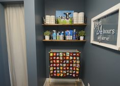 Laundry Room Makeover Reveal