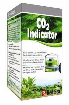 Red Sea CO2 indicator gives an easy to read continuous qualitative visual indication of the current CO2 level in a freshwater aquarium. Set up and install the indicator as described and simply compa...