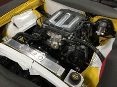Fitting the Chevrolet Performance 6.2L supercharged LT4