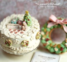 Nunu's Christmas sweets, Tanaka Tomo