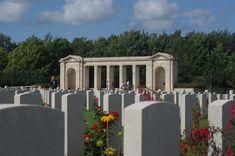 cimetière britannique bayeux