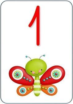 Развивайка - развитие вашего малыша Numbers Preschool, Math Numbers, Preschool Printables, Preschool Classroom, Preschool Worksheets, Letters And Numbers, Preschool Activities, Fun Worksheets For Kids, Flashcards For Kids