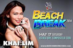 Beach Break 2014 Cebu Colt 45, Music Events, Cebu, Live Music, Beach, The Beach, Beaches, Chicken Scratch Embroidery, Cebu City