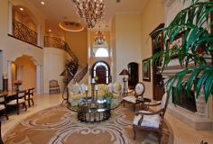 15958 D'Alene Drive, Delray Beach: Glamour and graciousness: A true estate on one of the best lots in Mizner Country Club. Offering views of the lake and a double fairway on an oversized cul-de-sac lot, this prime location is only enhanced by the interior beauty highlighted with designer features in this five bedroom, five and one-half bath home boasting 9,168 total square feet. See the listing: http://www.corcoran.com/florida/listings/display/2989913